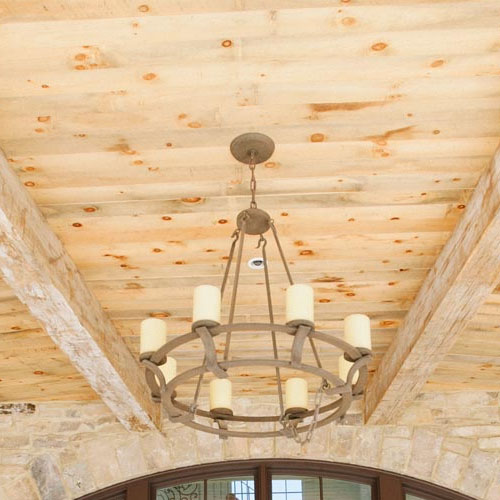 Reclaimed Hand-Hewn Beam Wraps