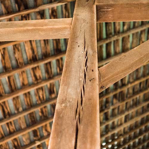 Oak Barn Beams